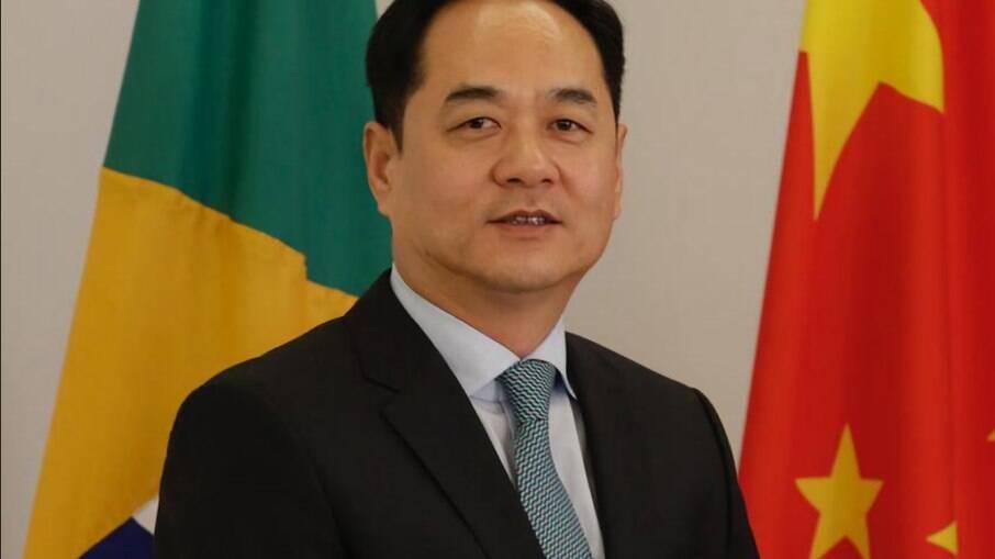 Yang Wanming, chanceler chinês, reforçou a intenção de fortalecer a parceria sino-brasileira