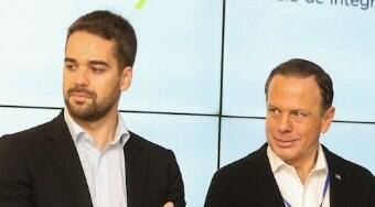 Doria e Leite buscam apoio de Virgílio nas prévias do PSDB