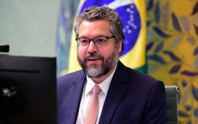 Ernesto Aráujo, ex-ministro das Relações Exteriores