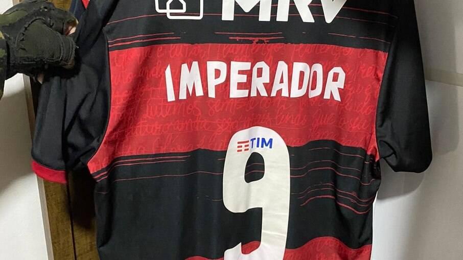 Camisa do Imperador, chefe do tráfico no Amapá, preso nesta quita-feira