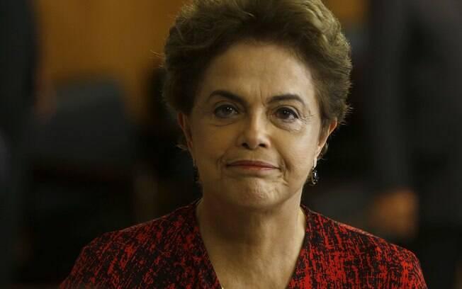 A presidente Dilma Rousseff: perda de apoio do PMDB pode sacramentar queda de seu governo