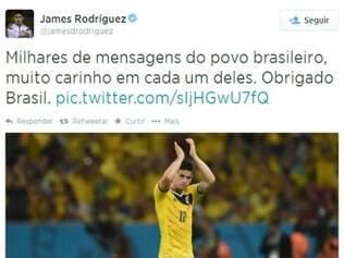 James Rodriguez provavelmente está entre os grandes destaques desta Copa do Mundo