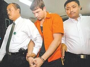 Rodrigo Gularte foi condenado à morte em 2005 por chegar à Indonésia com seis quilos de cocaína