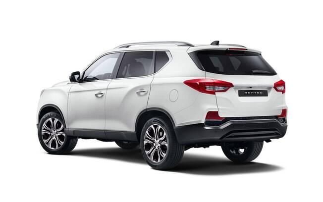 Nova geração do SUV coreano tem o mesmo porte da Chevrolet Trailblazer vendida no Brasil e leva até 7 ocupantes
