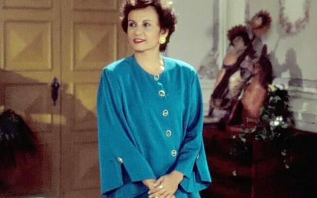 Joana Fomm, atriz da novela