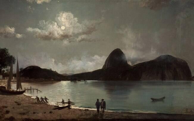 O quadro de Eduardo de Martino