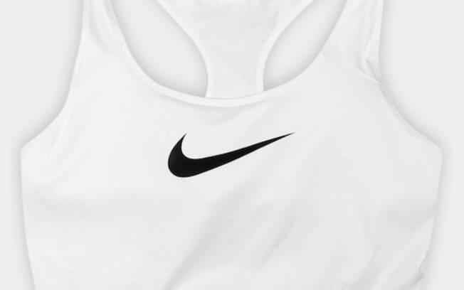 Top Nike Victory Shape Media Sustentação