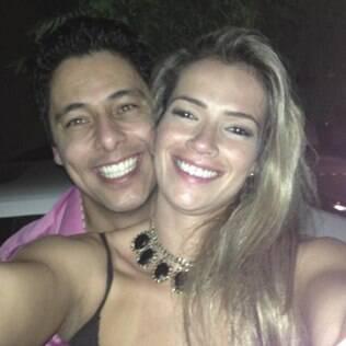 Fani Pacheco está namorando prefeito de Guararema