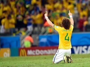 Brasil x Colômbia - Copa do Mundo 2014