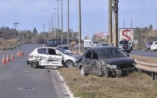 Em 10 anos, acidentes de trânsito feriram 1,6 milhão e custaram R$ 2,9 bi ao SUS
