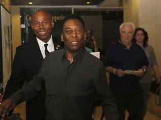 Em maio, Pelé já havia ficado internado no Einstein para realizar cirurgia na próstata