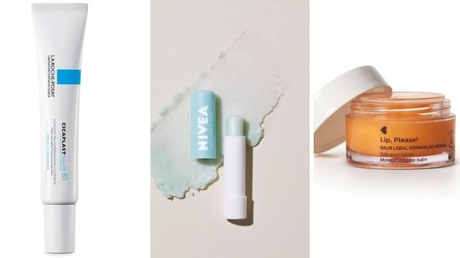 Testamos protetores, hidratantes e esfoliantes labiais queridinhos do mercado