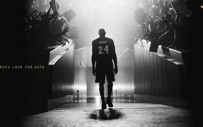 Fãs de basquete pedem que imagem de Kobe Bryant se torne a logomarca da NBA