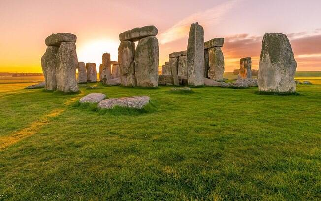 Pesquisadores descobrem a origem das rochas usadas na construção do monumento Stonehenge