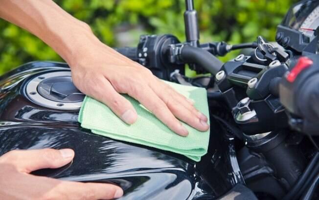 Cuidados com a moto ou avarias são definitivos no fim das negociações. Cuide da moto e não perca a venda