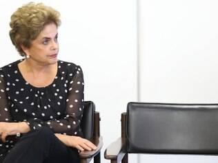 Dilma decide não depor na comissão do impeachment no Senado