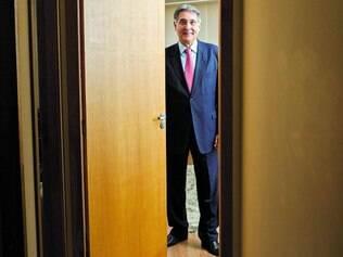 Tranquilidade. Fernando Pimentel aposta em uma transição de governo tranquila e lembra que tem boa relação com Alberto Pinto Coelho