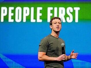 Fortuna de  Zuckerberg, presidente executivo do Facebook,  alcança US$ 33,3 bilhões