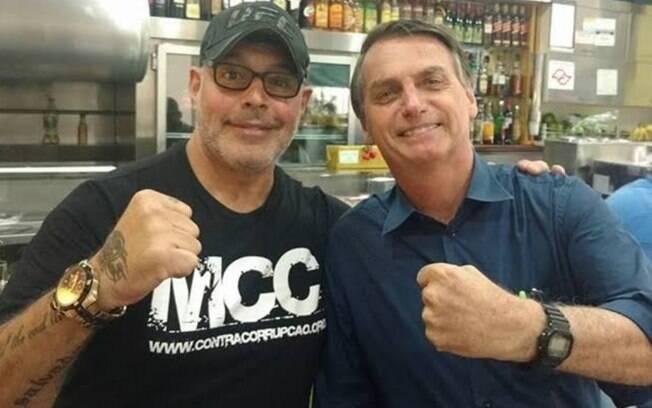 Alexandre Frota, Bolsonaro