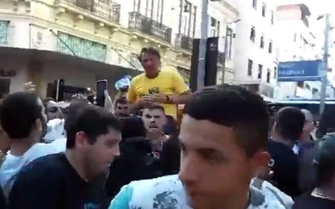 Candidato do PSL sofreu um ataque à faca  nesta quinta-feira (6) enquanto fazia campanha em Juiz de Fora