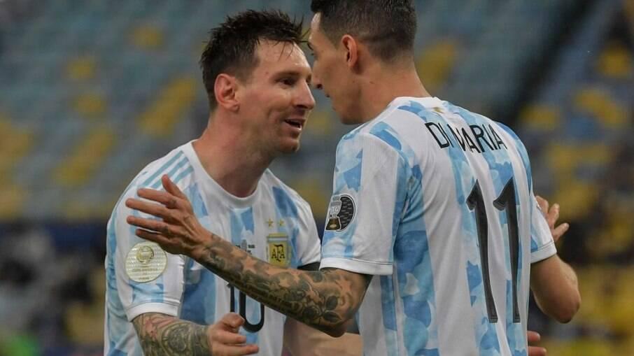 Com Messi em campo, Argentina pega a Venezuela pelas Eliminatórias