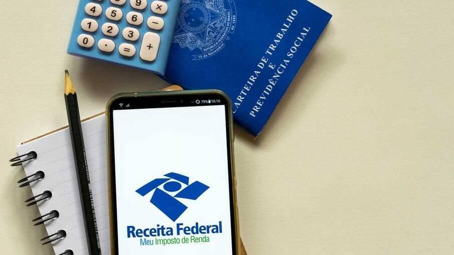 O Imposto de Renda é recolhido pela Receita Federal