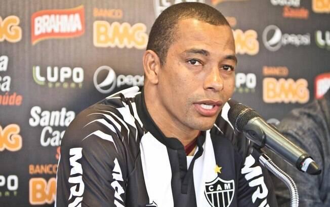 Gilberto Silva, do Atlético-MG