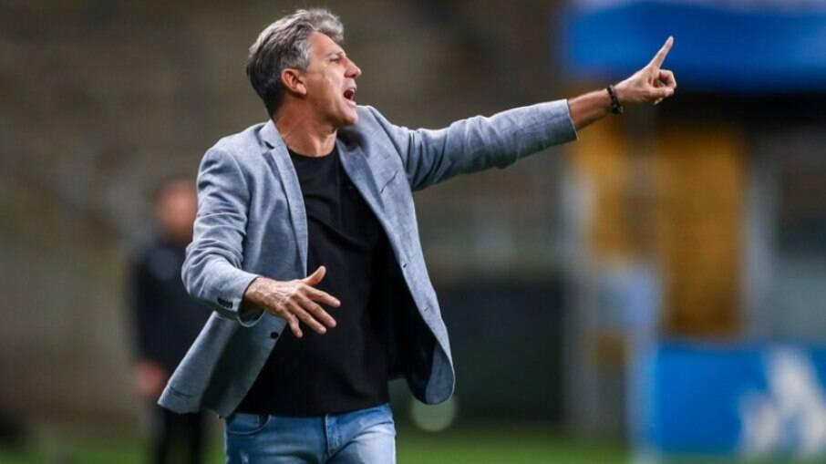 Renato Gaúcho é demitido do Grêmio
