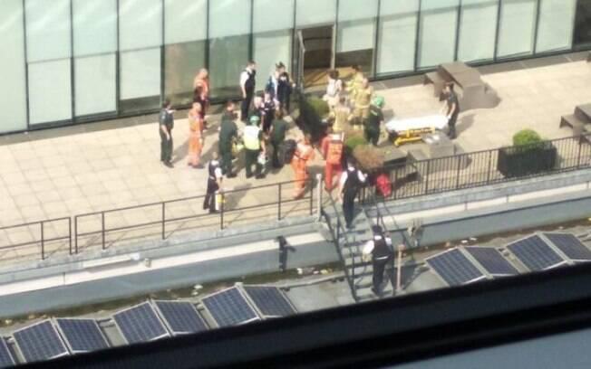 Menino de seis anos foi empurrado do 10º andar do museu por um adolescente