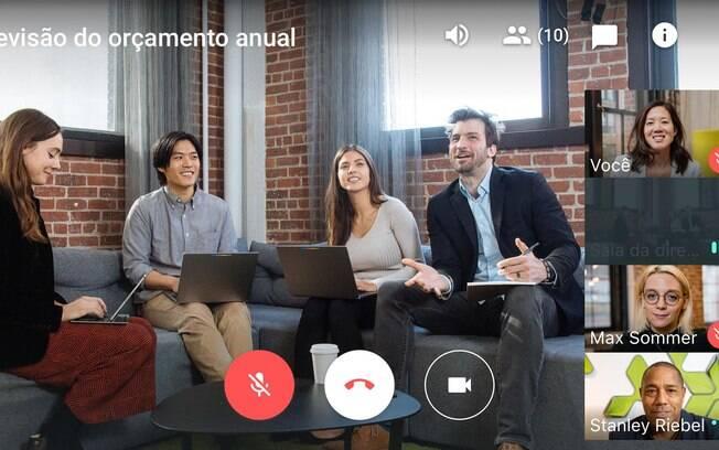 Google Meet ganha novo recurso de segurança