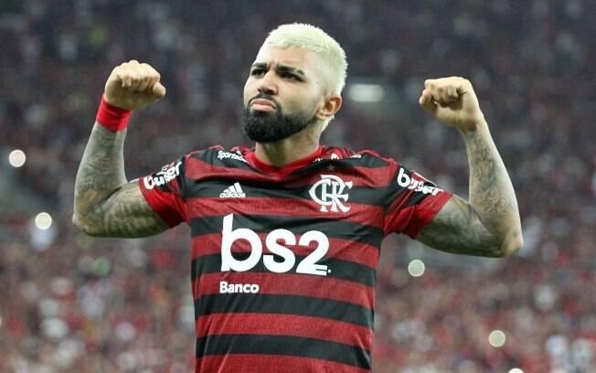 Gabigol pode fazer seu último jogo no Maracanã pelo Flamengo