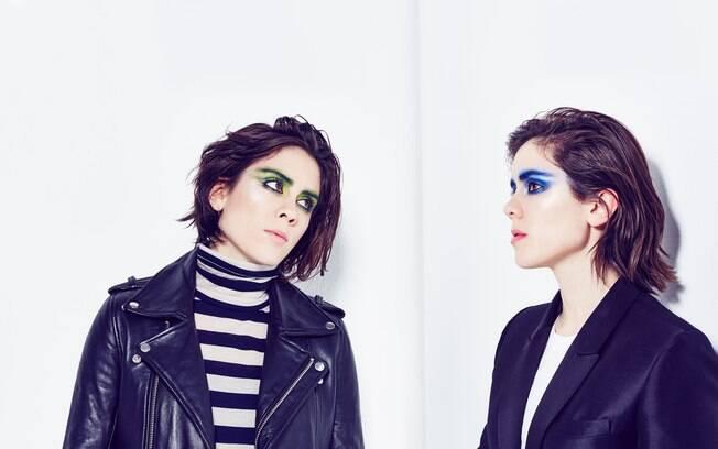 """Atração do Lolla, Tegan and Sara fala sobre Trump: """"Estamos preocupadas"""""""