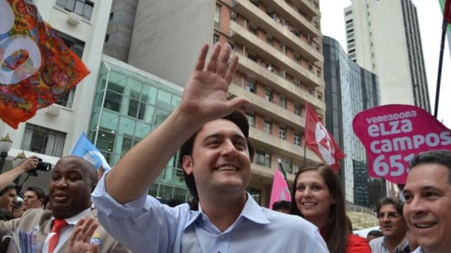Ratinho Jr, governador do Paraná