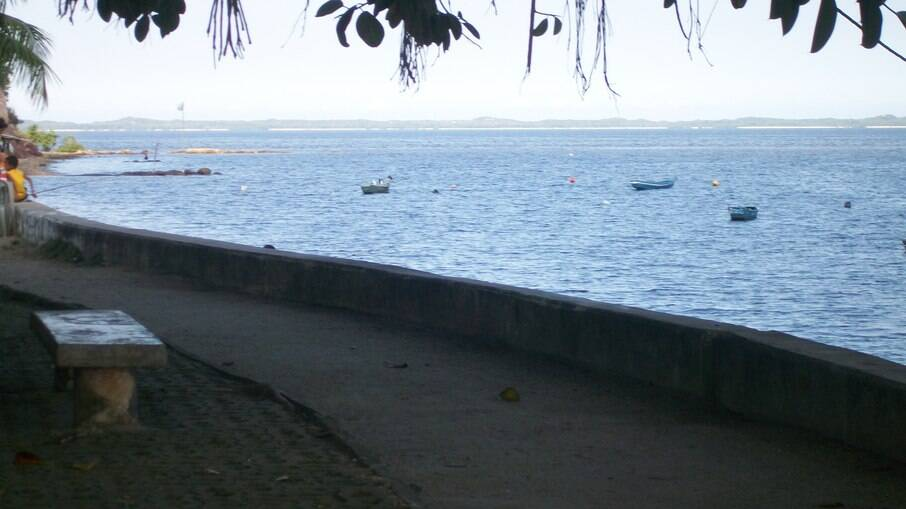 A decadência ambiental do Rio de Janeiro - Baía de Sepetiba
