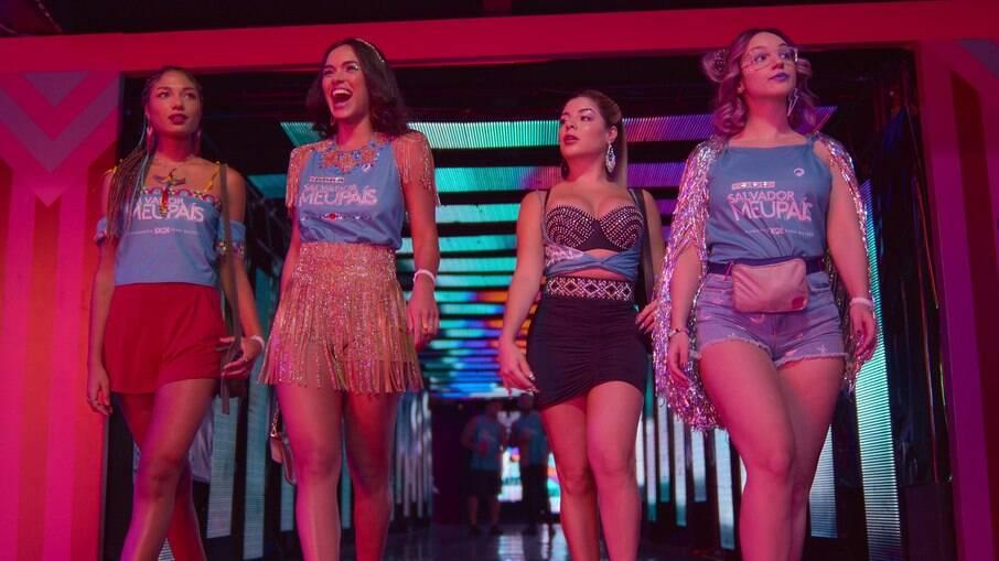 Carnaval é um dos próximos filmes da Netflix