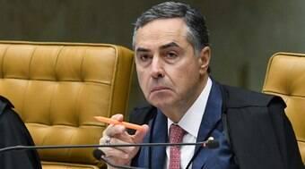 STF convoca Barroso para completar sessão desfalcada
