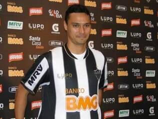 Zagueiro foi apresentado como reforço do Galo no começo dessa semana