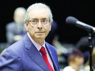 Briga.  Cunha responsabiliza adversários pela divulgação de seu suposto envolvimento no esquema