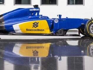 """Sauber C34: O carro da Sauber tem sido a """"grande surpresa"""" nos testes iniciais. O modelo tem apresentado ótimo desempenho, velocidade e força na pré-temporada da F-1"""