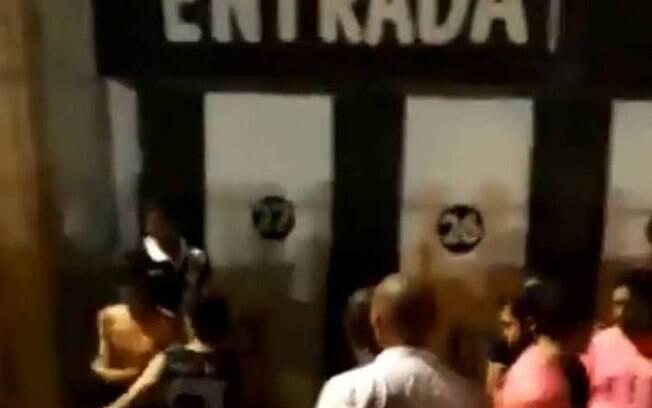 Torcedor do Flamengo foi agredido por vascaínos