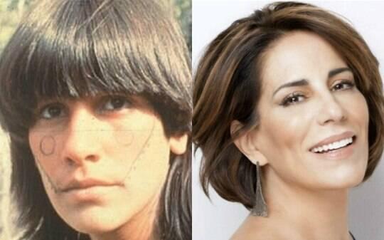 Gloria Pires e mais 108 famosos antes do dinheiro e da fama - Home - iG