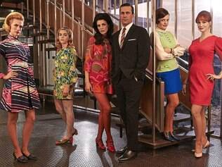 """Ao longo de sete temporadas, """"Mad Men"""" funcionou como uma viagem no tempo e apresentou um panorama de moda e estilo nos anos 60 até o início dos 70"""