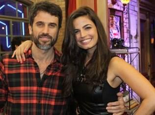 Eriberto Leão e Emanuelle Araújo também estão no elenco da nova temporada da novela teen