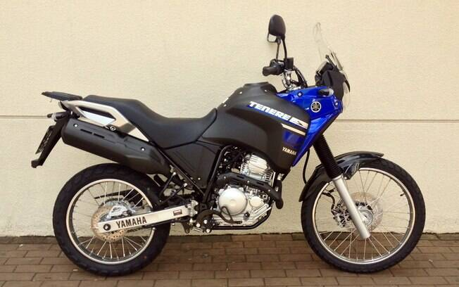 Uma moto com aspecto original é quase um pré-requisito para uma boa primeira impressão