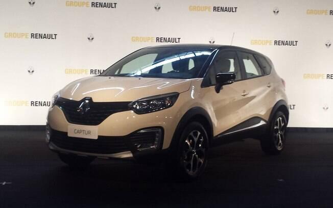O nosso Renault Captur será a versão russa, usando a plataforma M0 e os motores 1.6 e 2.0 do Duster.