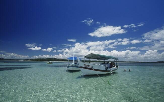 Ilha de Boipeba tem 20 quilômetros de praias paradisíacas