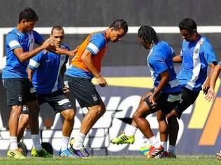 Para manter o embalo no Paulista, jogadores santistas sabem que será preciso muito trabalho