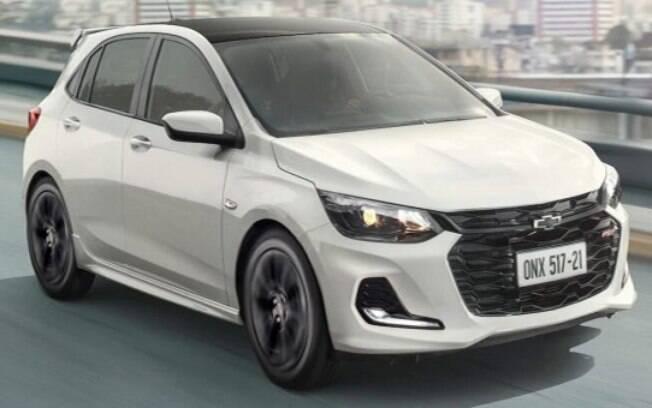 Chevrolet Onix RS busca aumentar apelo, mas ainda mantendo o projeto original do novo Onix