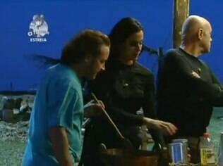 Lorena Bueri: briga por arroz com Roy e com Maroni