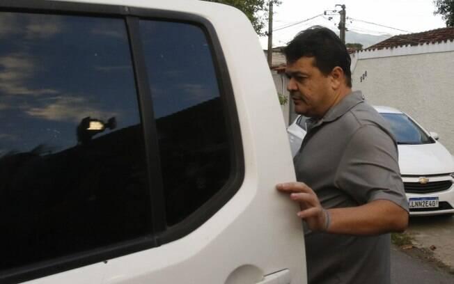O presidente da Câmara de Nilópolis, vereador Jorge Henrique Cruz (SD) foi preso em casa